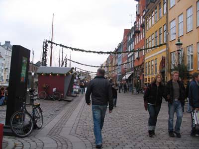 laks gade domina Danmark